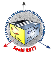 Ion transport in organic and inorganic membranes