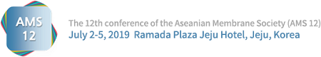 12th conference of the Aseanian Membrane Society