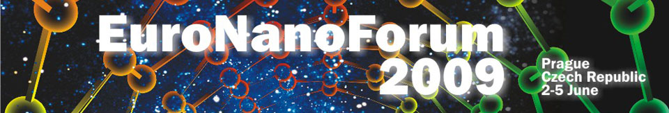European and International Forum on Nanotechnology 2009 (Prague-Czech Republic), 2-5 июня 2009
